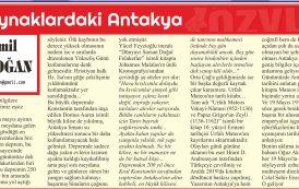 Kaynaklardaki Antakya