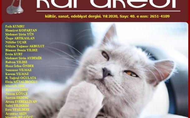Karakedi Dergisi, Sayı 40