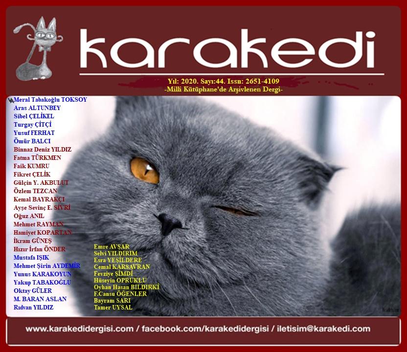 Karakedi Dergisi, Sayı 44