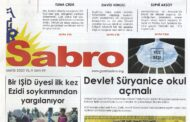 Sabro Gazetesi, Mayıs 2020, Sayı 99