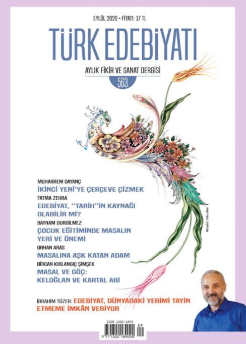 Türk Edebiyat Dergisi, Sayı 563