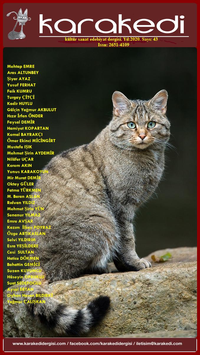 Karakedi Dergisi, Sayı 43