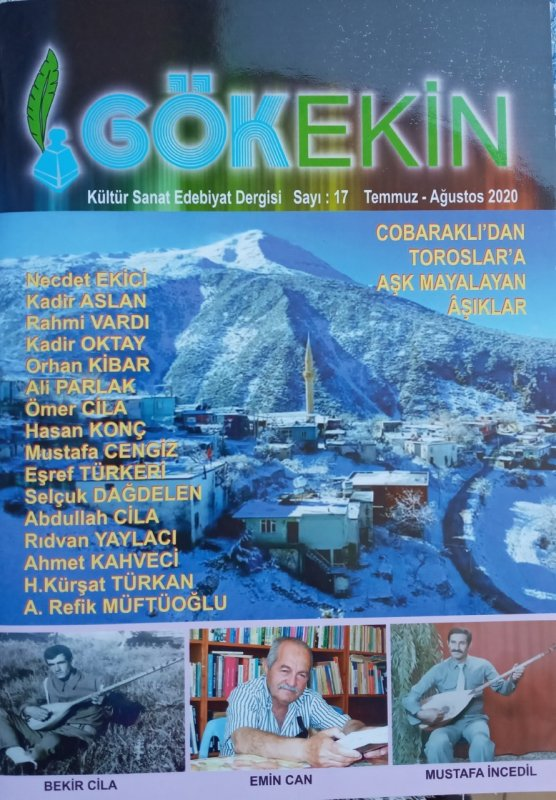 Gökekin Dergisi, Haziran 2020