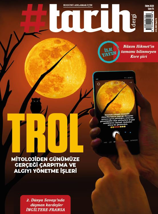 Tarih Dergisi, Ekim 2020