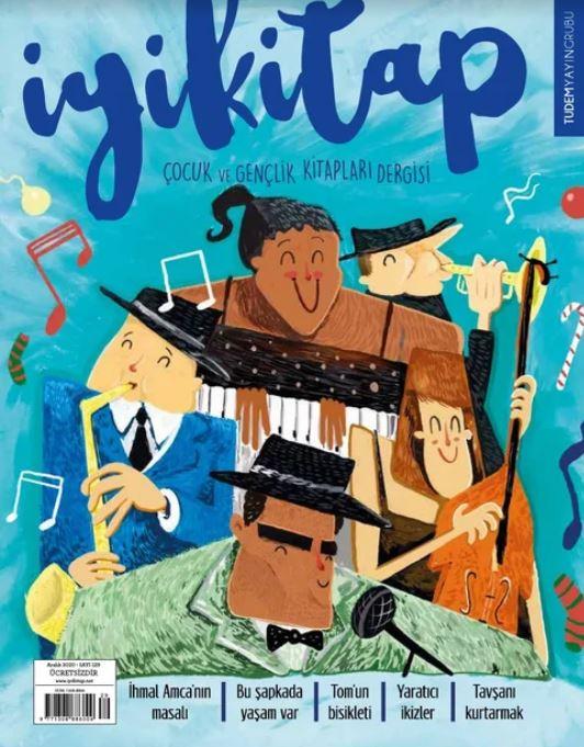 İyi Kitap, Çocuk ve Gençlik Kitapları Dergisi