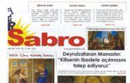 Sabro Gazetesi, Sayı 106