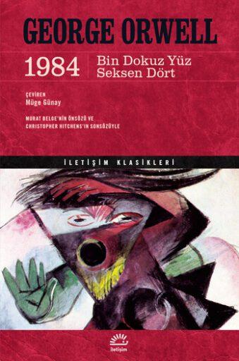 George Orwell, Bin Dokuz Yüz Seksen Dört