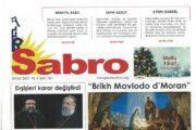 Sabro Gazetesi, Ocak 2021, Sayı 107
