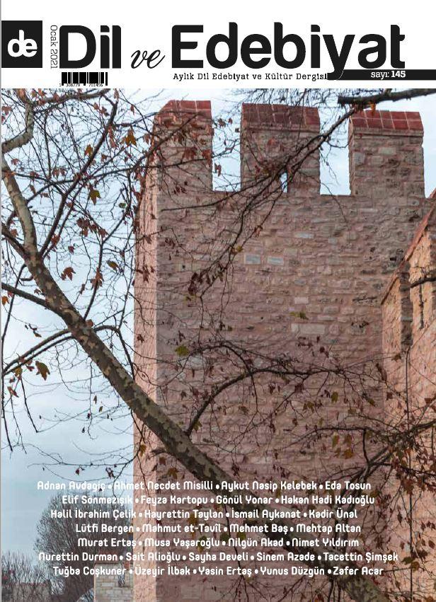 Dil ve Edebiyat Dergisi, Sayı 145
