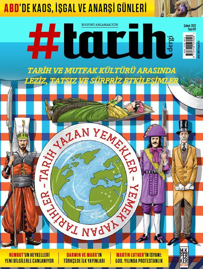#tarih Dergisi, Sayı 60, Şubat 2021