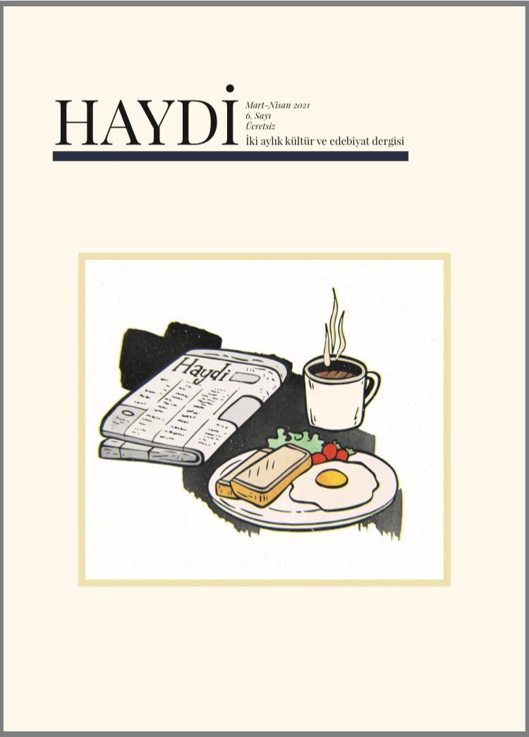 Haydi Dergisi, Sayı 6