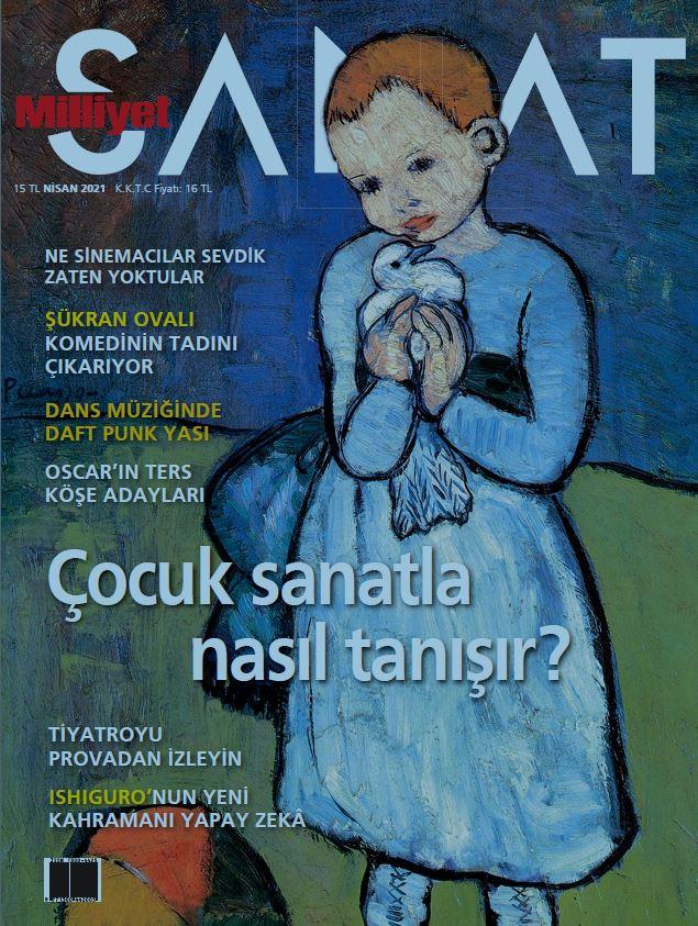 Milliyet Sanat Dergisi, Nisan 2021