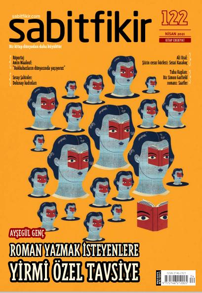 Sabit Fikir Dergisi, Sayı 122, Nisan 2021