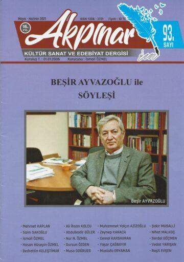 Akpınar Dergisi, Sayı 93